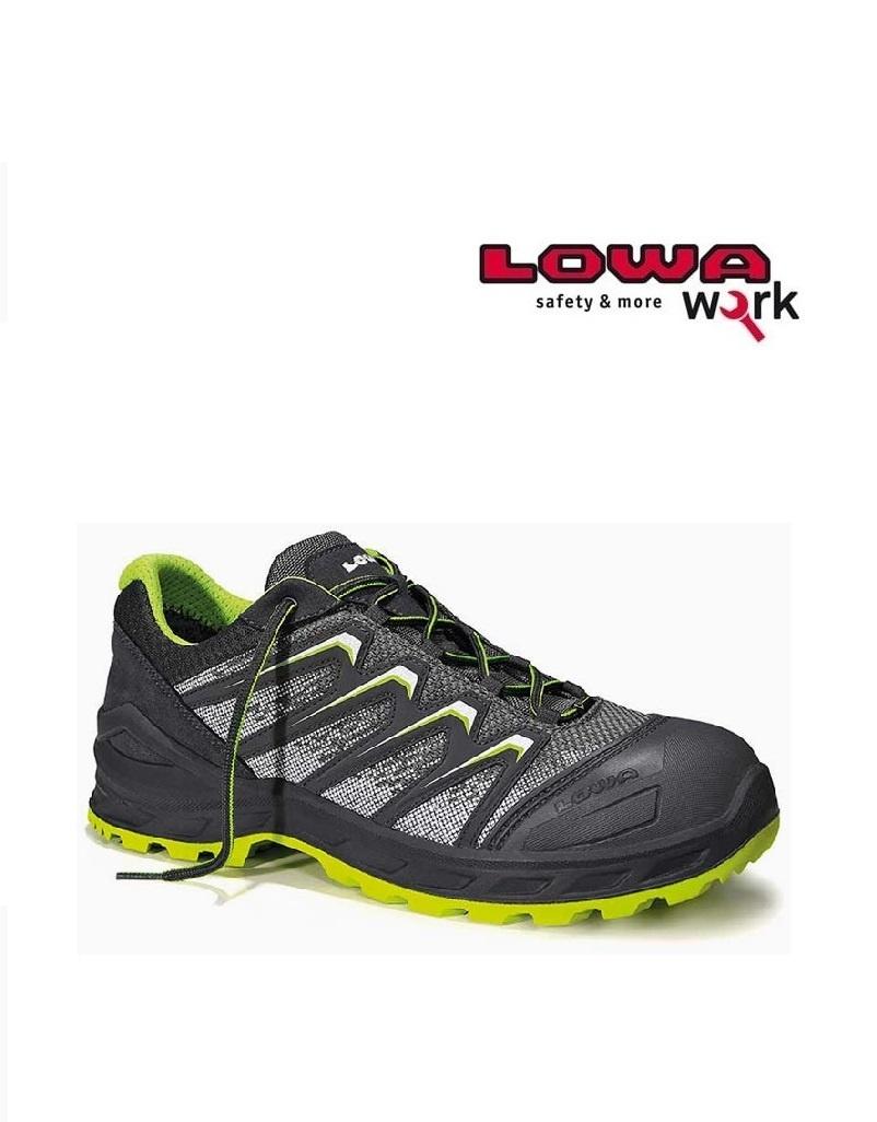 Lowa Work LarroxWorkLoGrey.S3 - Sicherheitsschuh von LOWA