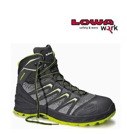 Lowa Work LarroxWorkMidGrey S3