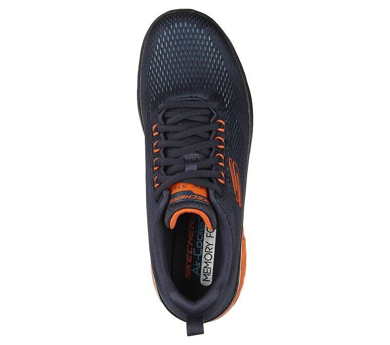 Skechers 232270 NVOR - Freizeitschuh - Herren -  Glide-Step Sport - Wave Heat