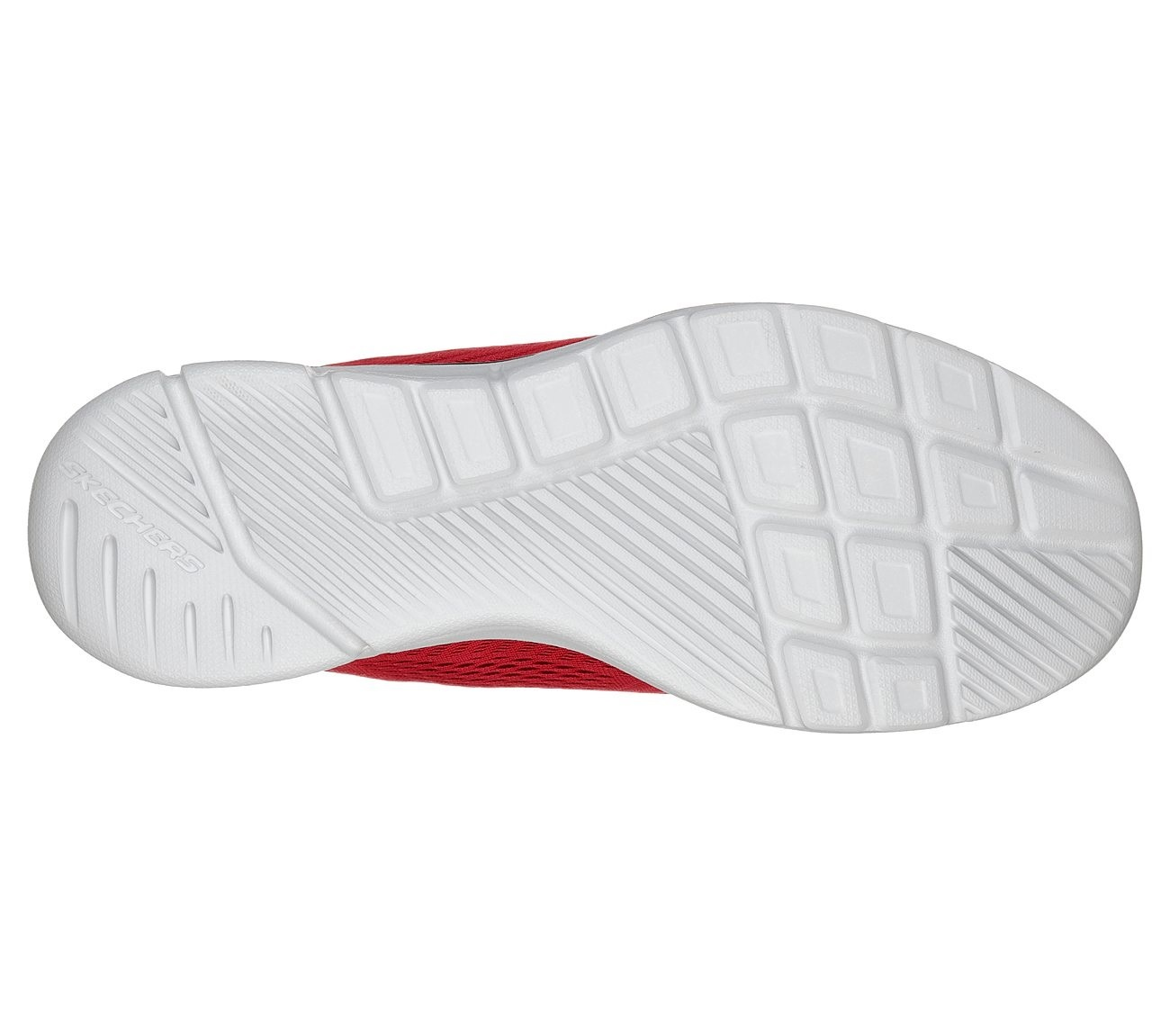 Skechers 52927 RDBK- RELAXED FIT: EQUALIZER 3.0, Turnschuh, Mesh