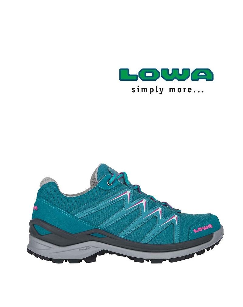 Lowa Innox Pro Lo W türkis - Freizeitschuh -