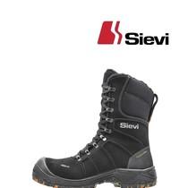 Sievi Safety 52432 S3 - Sicherheitsschuh - Winterstiefel mit Primaloft® Isolierung