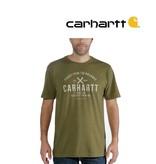 Carhartt Kleider 103658.397 Herren T-Shirt OUTLAST GRAPHIC SHORT-SLEEVE