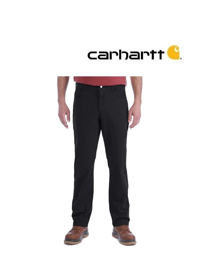 Carhartt Kleider 102517.001 Herren-Hose Relaxed Fit Im 5-Pocket-Stil