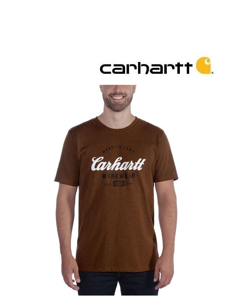 Carhartt Kleider 104181.B00 WORKWEAR MADE TO LAST T-SHIRT
