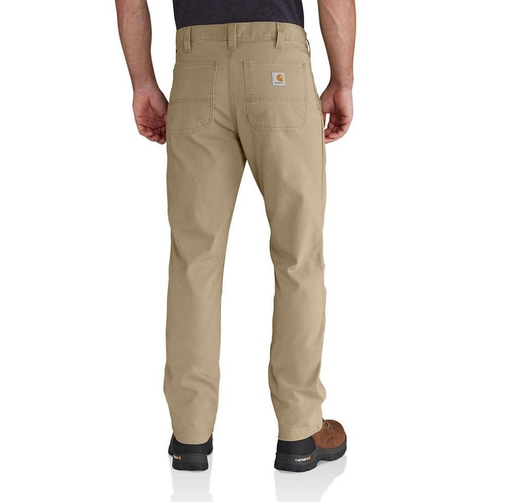 Carhartt Kleider 102821.253  - Arbeitshose aus Stretch-Canvas  -