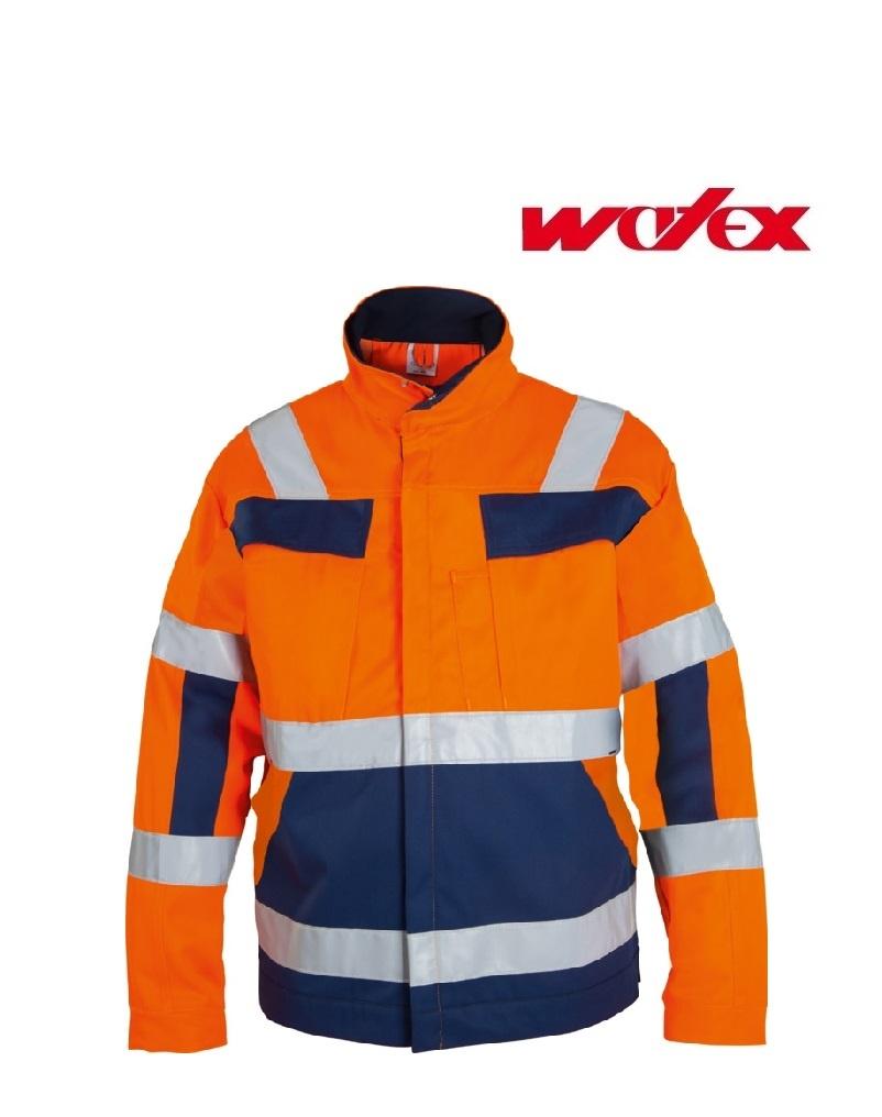 Watex 5-3161 - Warnbundjacke, leuchtorange / marine von WATEX -