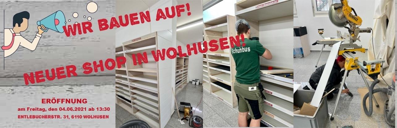 Neuer Shop Wolhusen