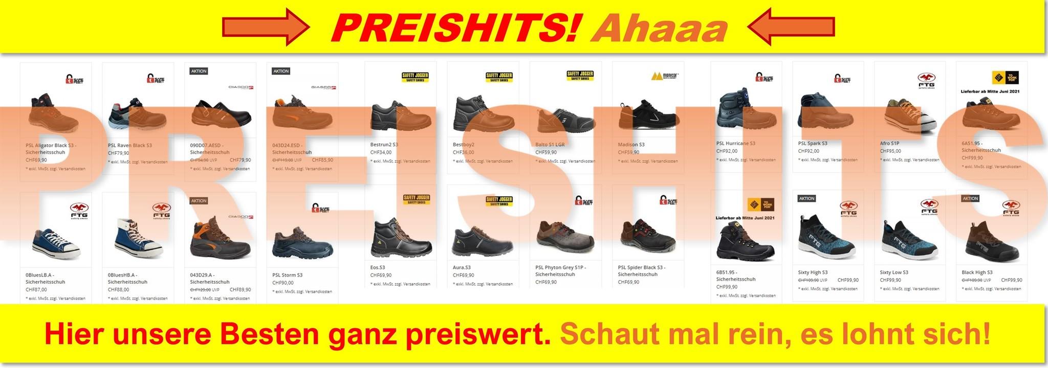 PREISHITS! Ahaa