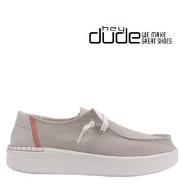 Hey Dude! Wendy Rise chambray