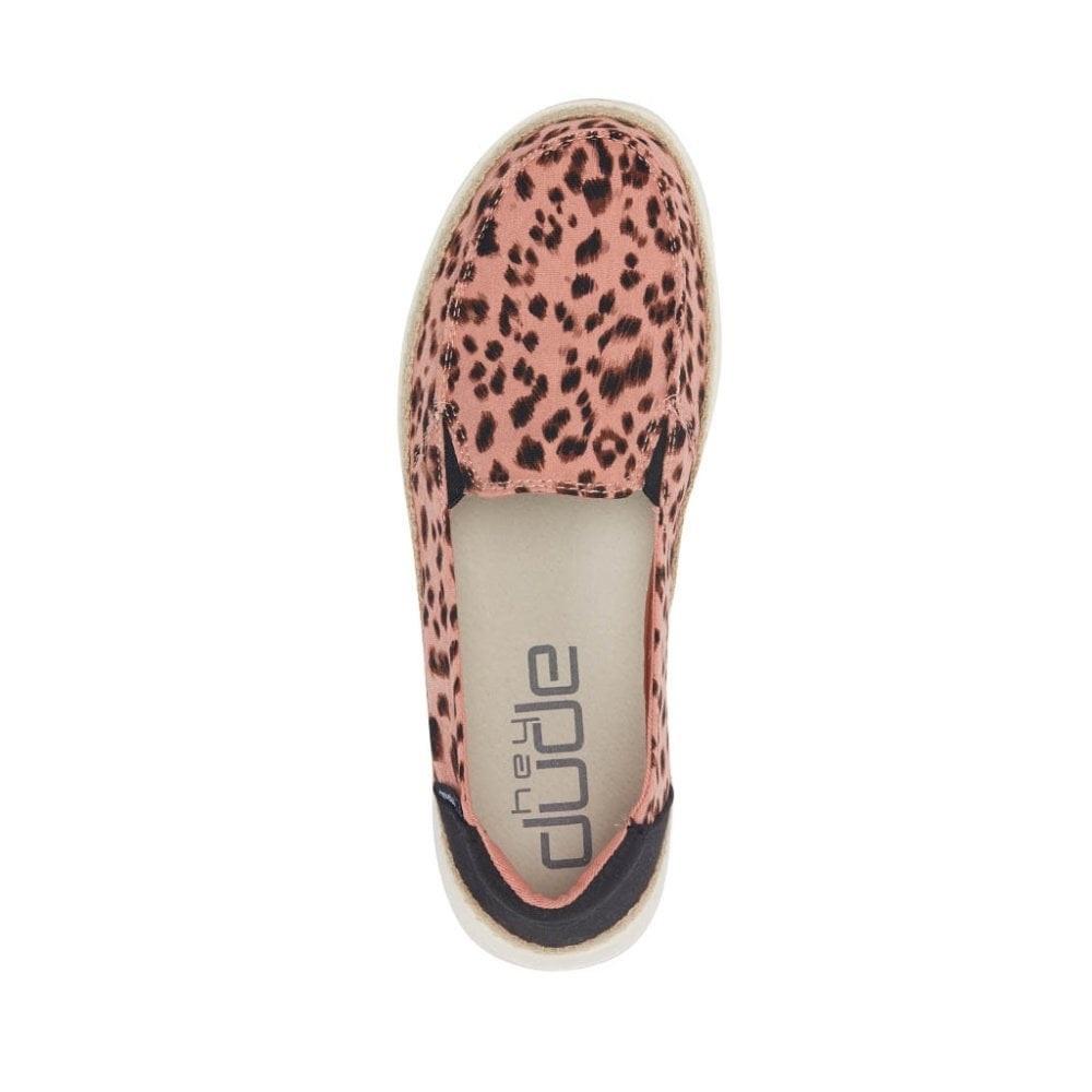 Hey Dude! Lena Leopard rose