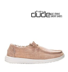 Hey Dude! Wendy Sparkling Rose gold