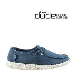 Hey Dude! Wendy - Steel blue