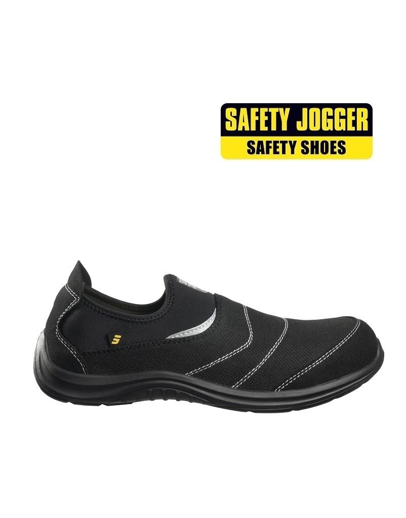 Safety Jogger Yukon S1P BLK - Sicherheitsschuh