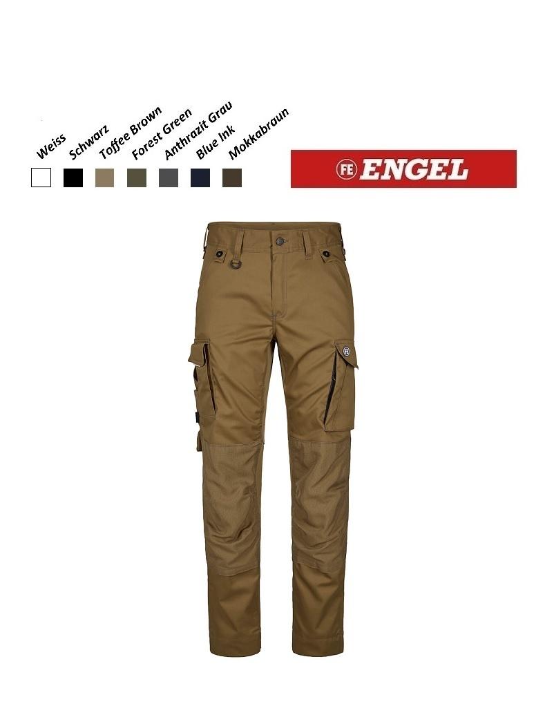 Engel FE0360.41.S Arbeitshose - X-treme Herren-Hose aus Stretch von ENGEL