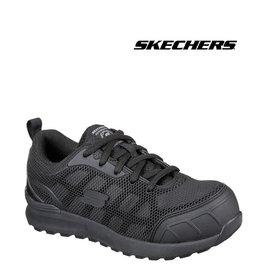 Skechers 77289EC BBK S1P - Sicherheitsschuh