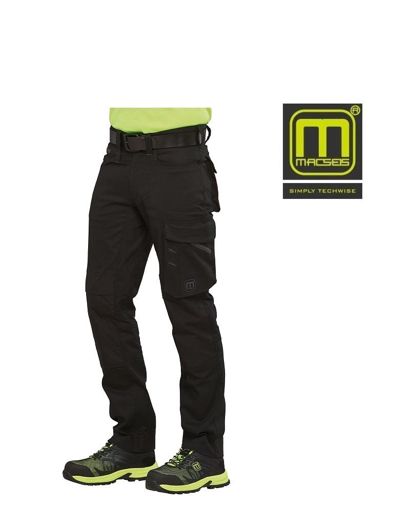Macseis MWW100001 black - Arbeitshose