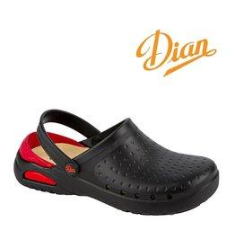 Dian EVA Soft schwarz - Berufsschuh