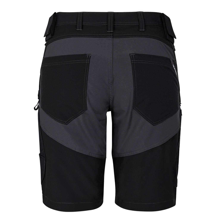 Engel FE6366.20- Arbeitshose - X-Treme Stretch-Shorts, schwarz