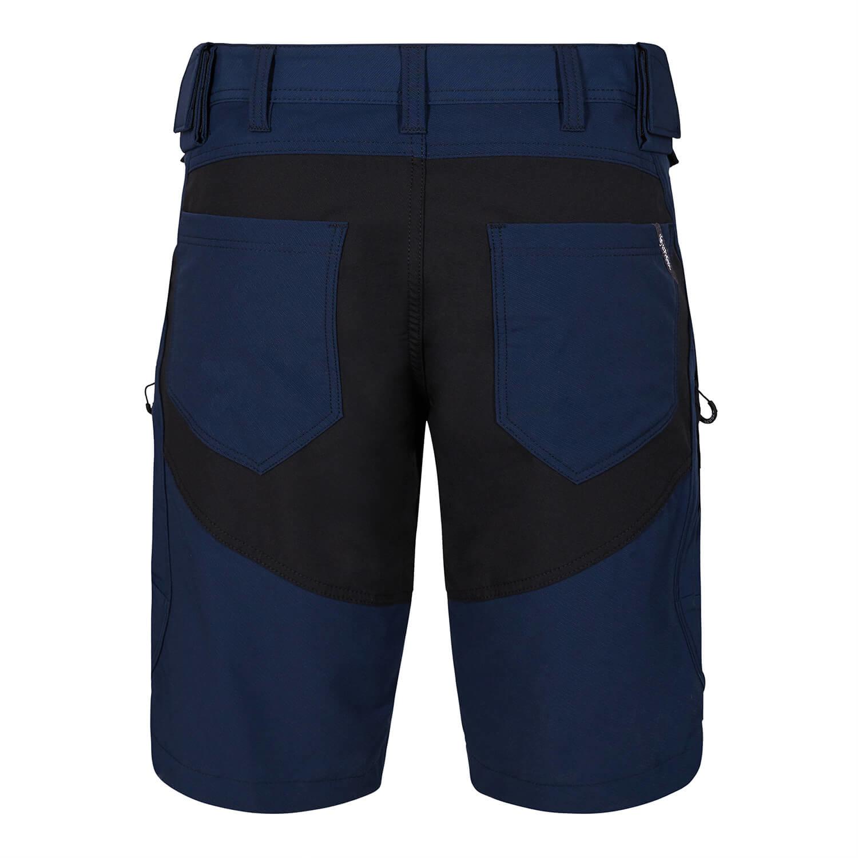 Engel FE6366.165- Arbeitshose - X-Treme Stretch-Shorts, blau