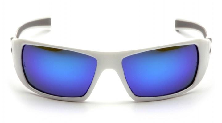 Pyramex ESW5665D - Schutzbrille - Modell Goliath, eisblau verspiegelt