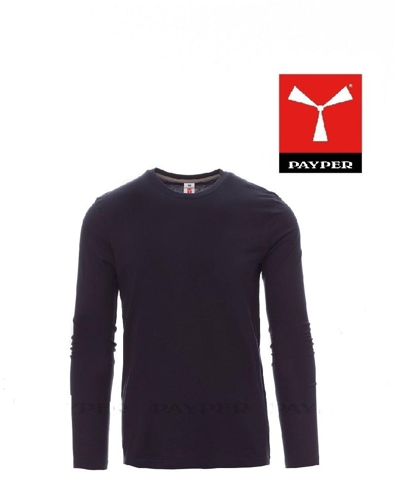 Payper Pineta Navy - Langarm T-Shirt, navy (Marineblau)