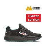 Monitor Schuhe Petronas - Freizeitschuh - Limited Edition für Motorradsportfreunde