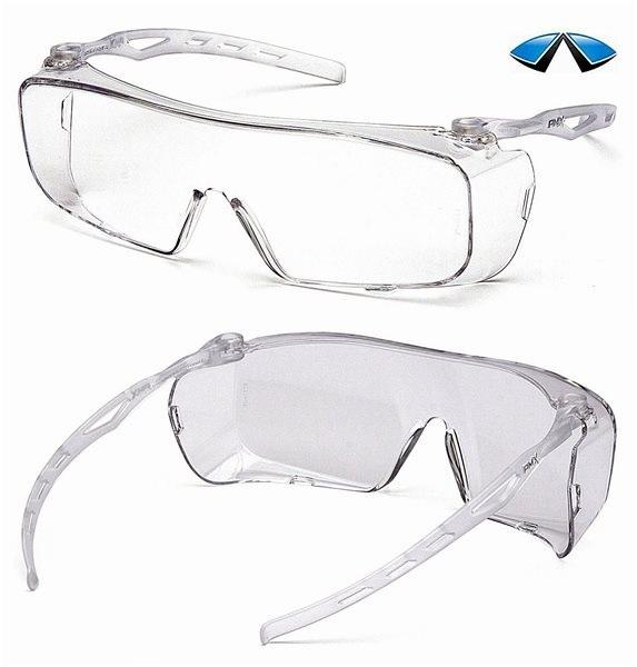 Pyramex ES9910ST Schutzbrille - Cappture