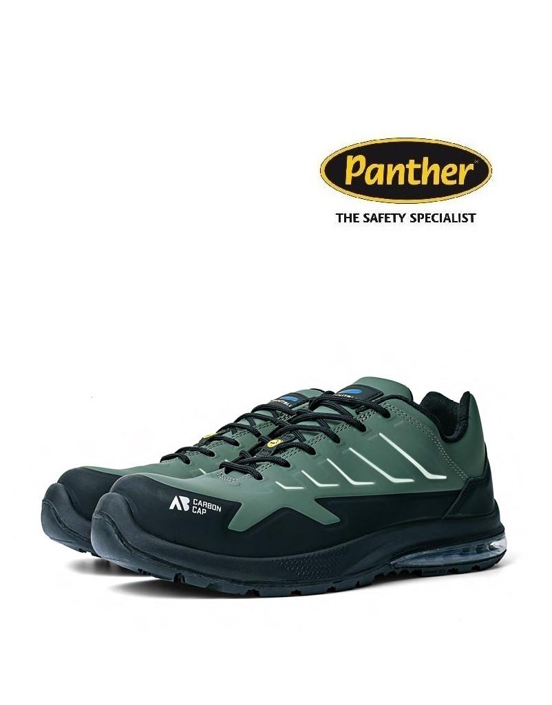 Panther 9041002LA S3 - Sicherheitsschuh Mars Forest Low von Panther