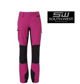 South West 906.62 pink  - Damen Arbeitshose