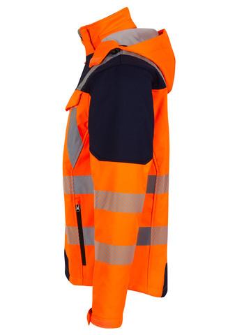 Watex 5-6261WX- Warnschutz, Winter-Softshell-Jacke WATEX - Copy