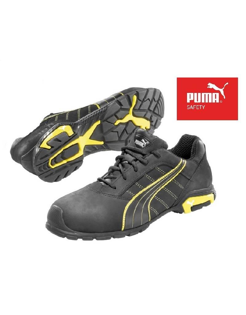 Puma 642710.S - Puma S3 Sicherheitsschuh 64.271.0 Amsterdam Low S3
