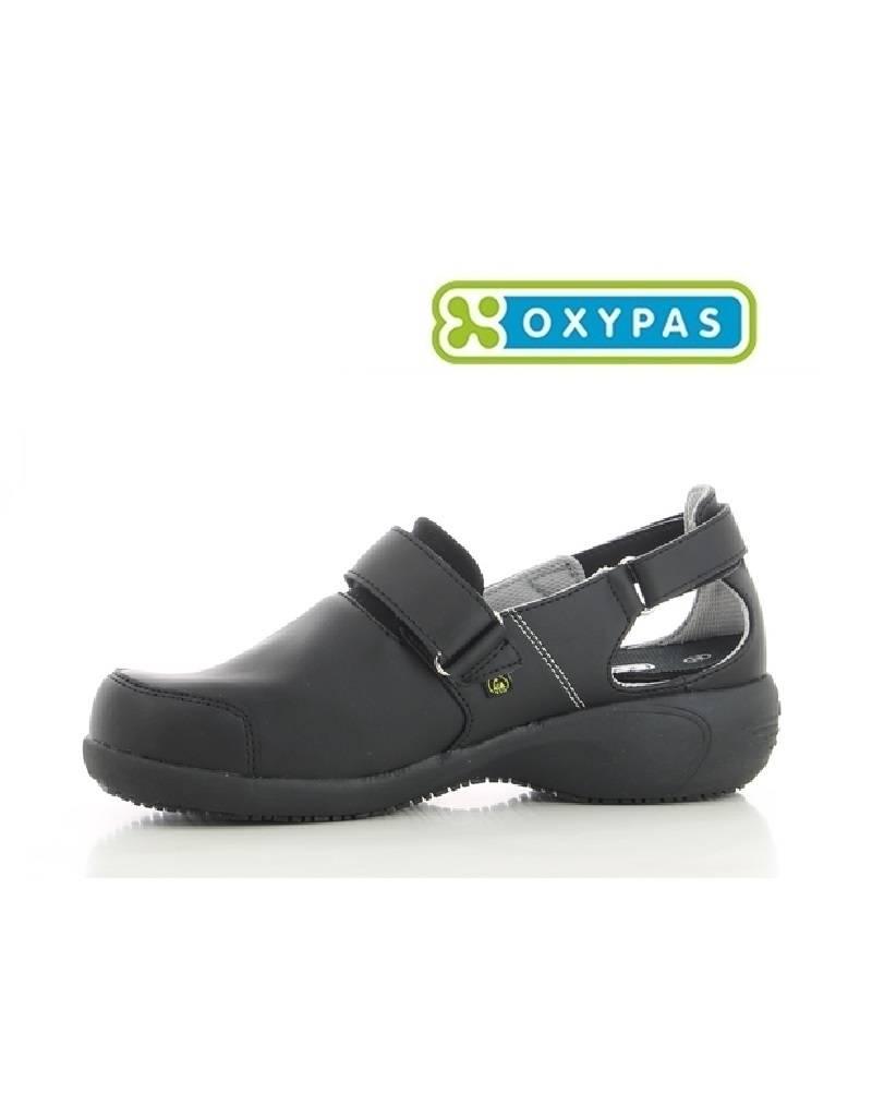 Oxypas Salma BLK - Berufsschuh ohne Kappe