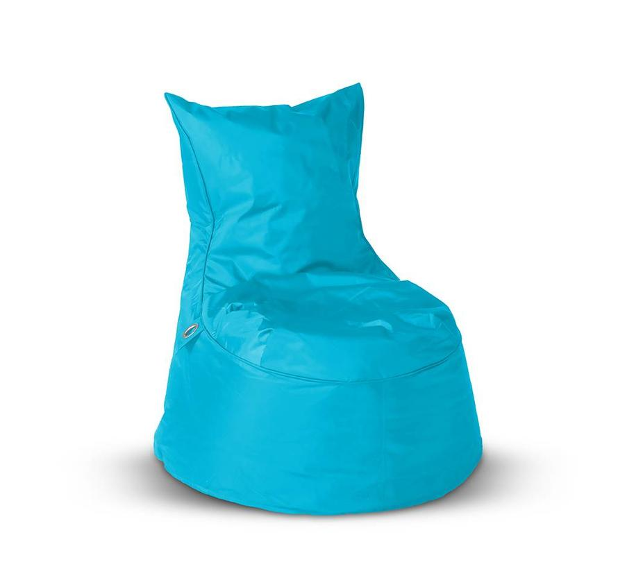 Dolce Aquablauw Zitzak