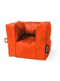 Sit&Joy Poco Oranje Zitzak