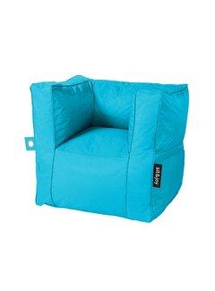 Sit&Joy Grandio Aquablauw Zitzak
