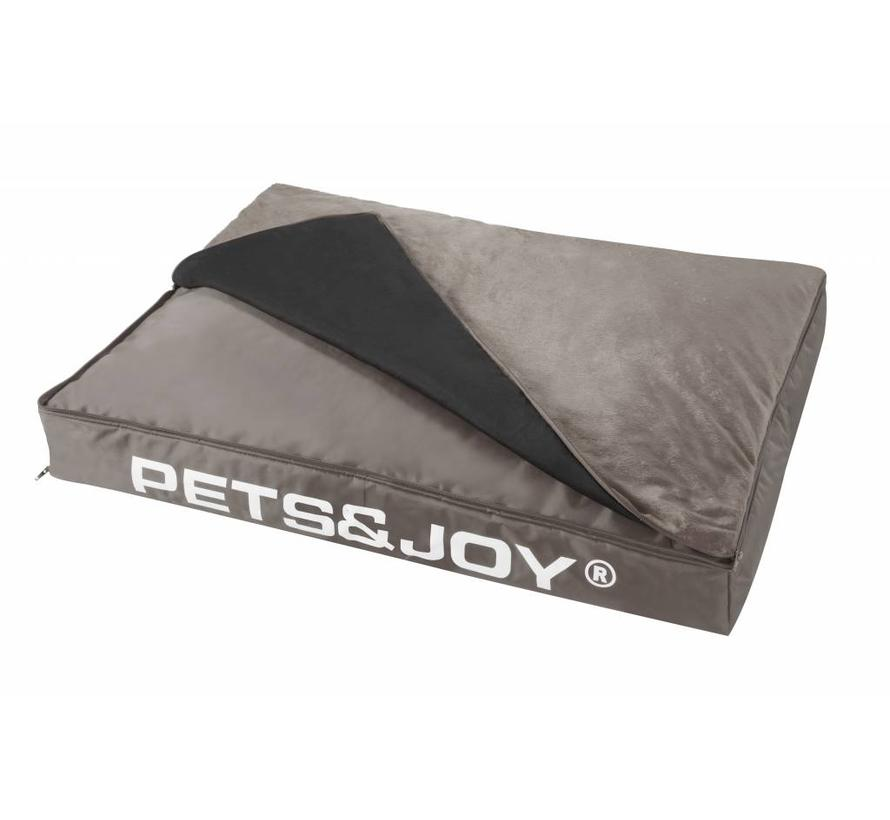 Dog Bed Medium Taupe