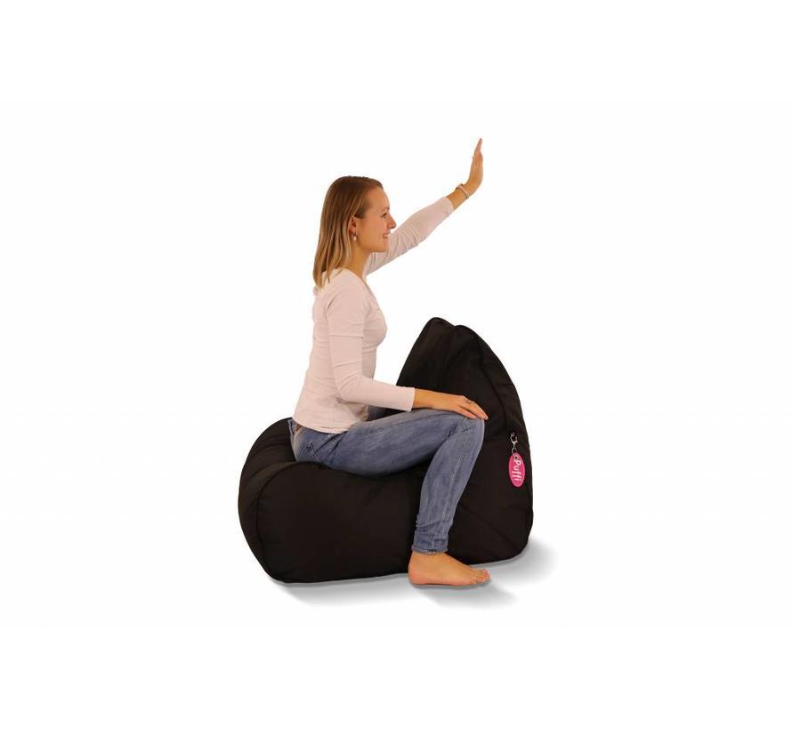 Lounge Chair Zitzak Adults Zwart