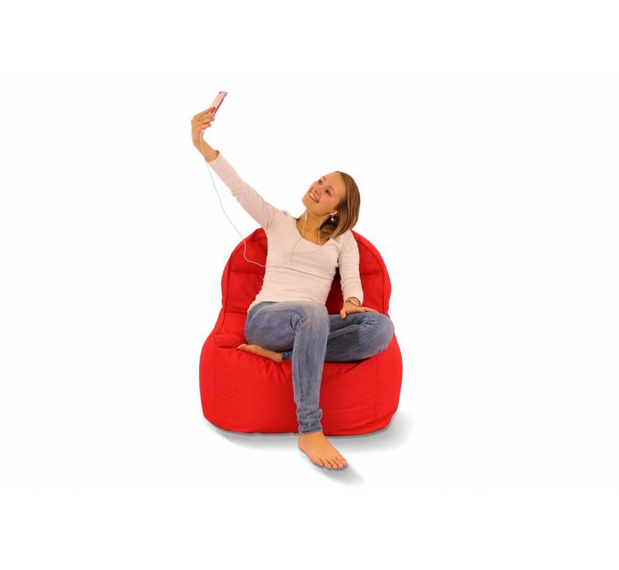 Sofa Chair Zitzak Rood