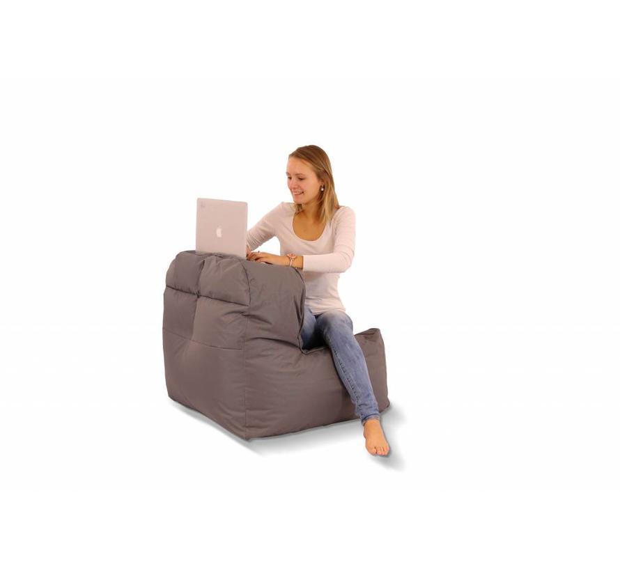 Sofa Chair Zitzak Antraciet