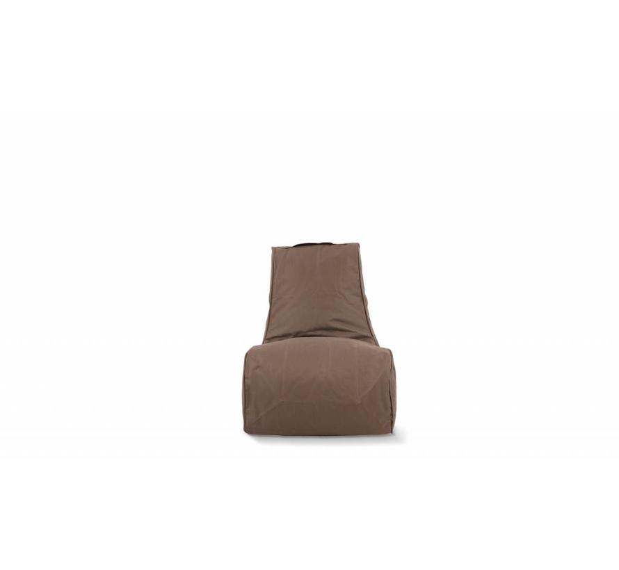 Lounge Chair Zitzak Kids Antraciet