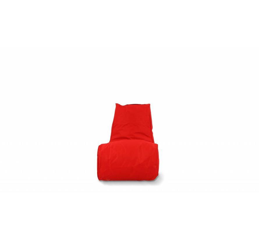 Lounge Chair Zitzak Kids Rood