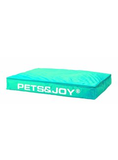 Sit&Joy Dog Bed Medium Aquablauw