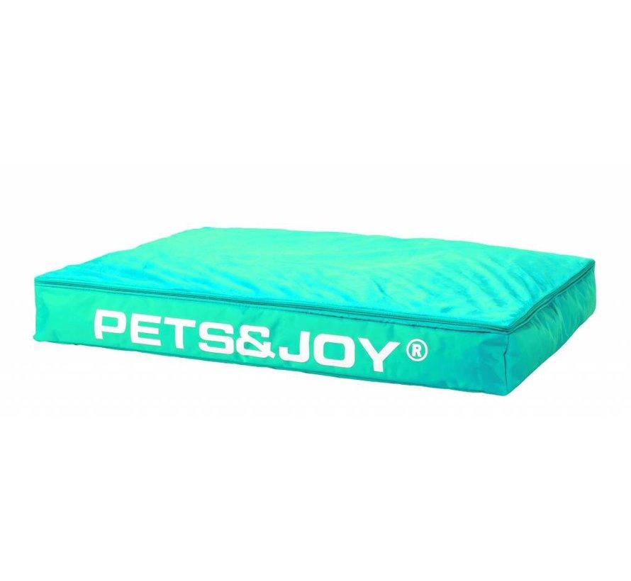 Dog Bed Medium Aquablauw