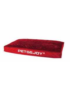 Sit&Joy Dog Bed Large Rood