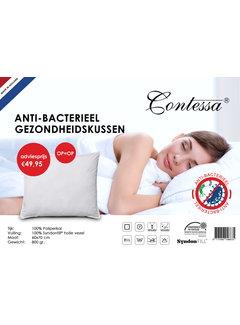 Contessa Antibacteriële Gezondheidskussen 60x70 cm