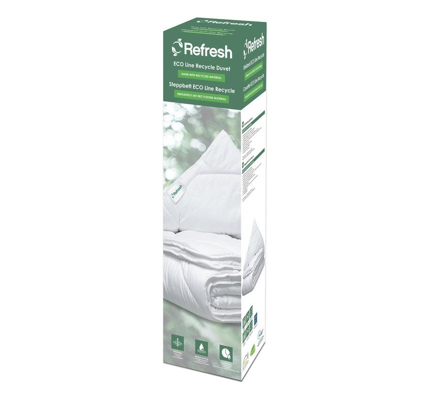 Refresh  Eco Line Recycle Dekbed  200x200cm