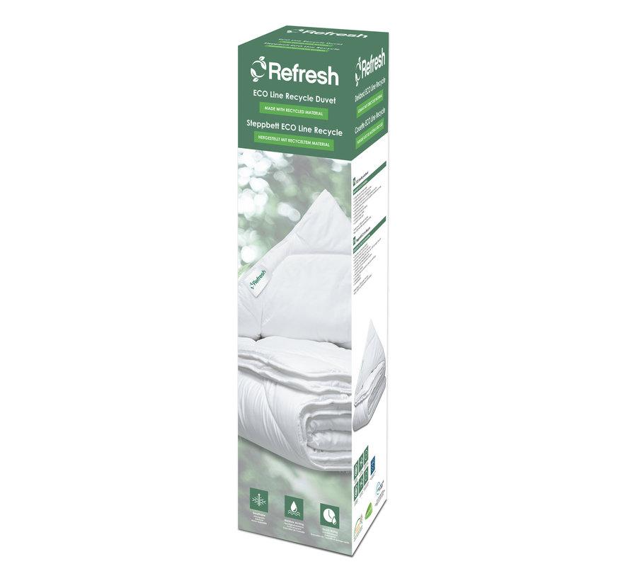 Refresh  Eco Line Recycle Dekbed 140x200cm