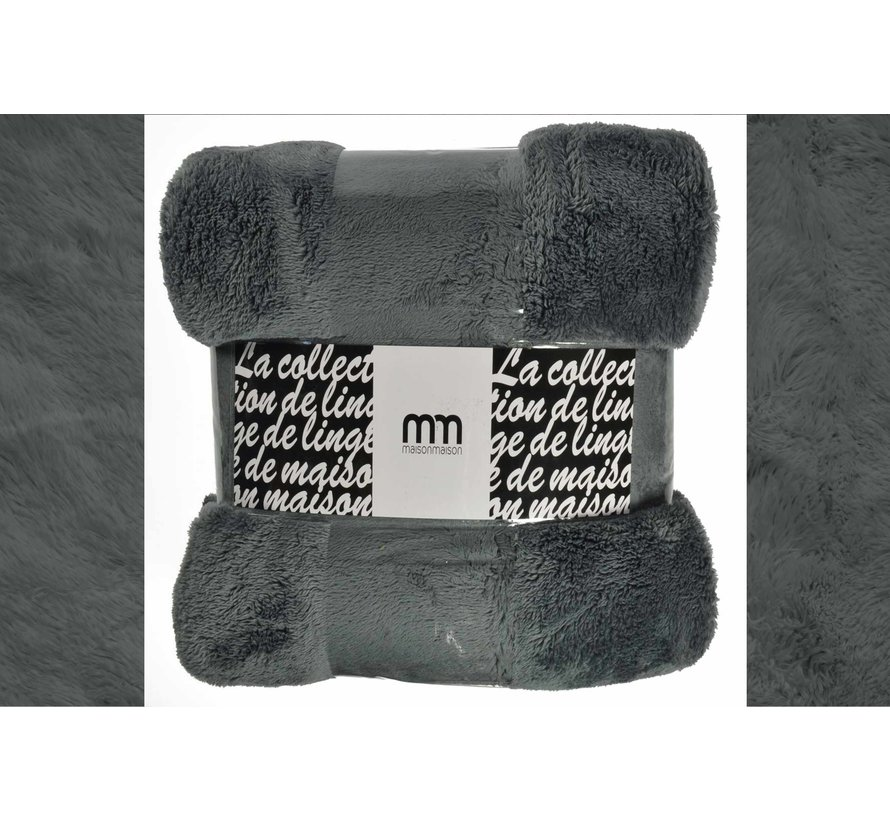Teddy Bear Light Grey 240x200