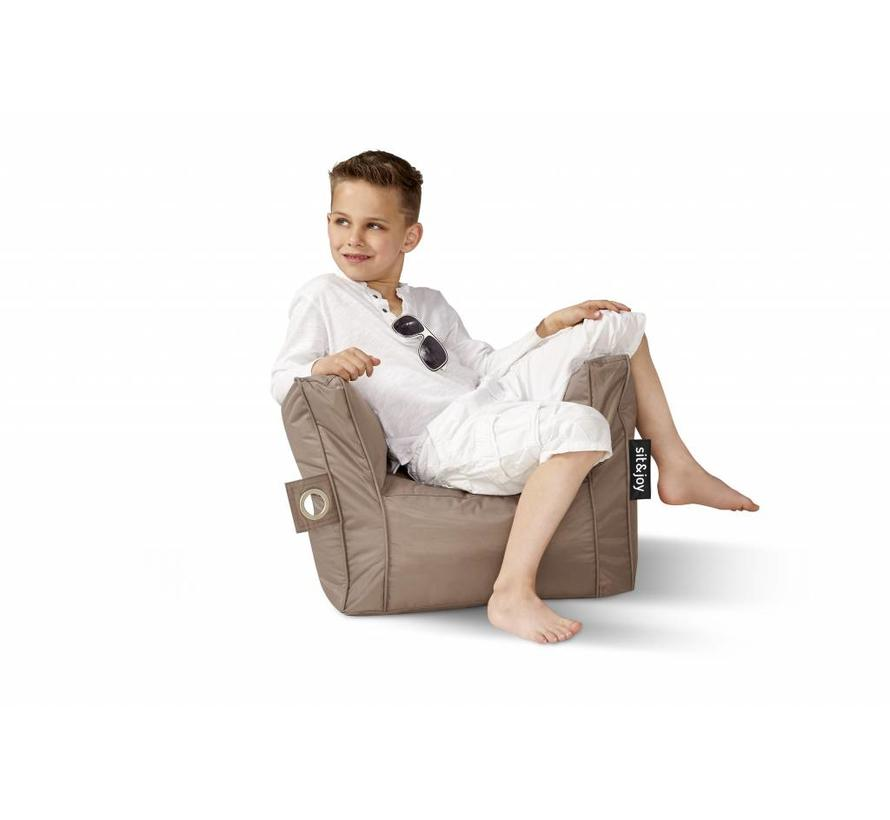 sit&joy® Primo Taupe Zitzak